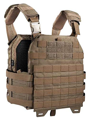 L-XL Tasmanaian Tiger Plate Carrier MK IV Coyote Coyote