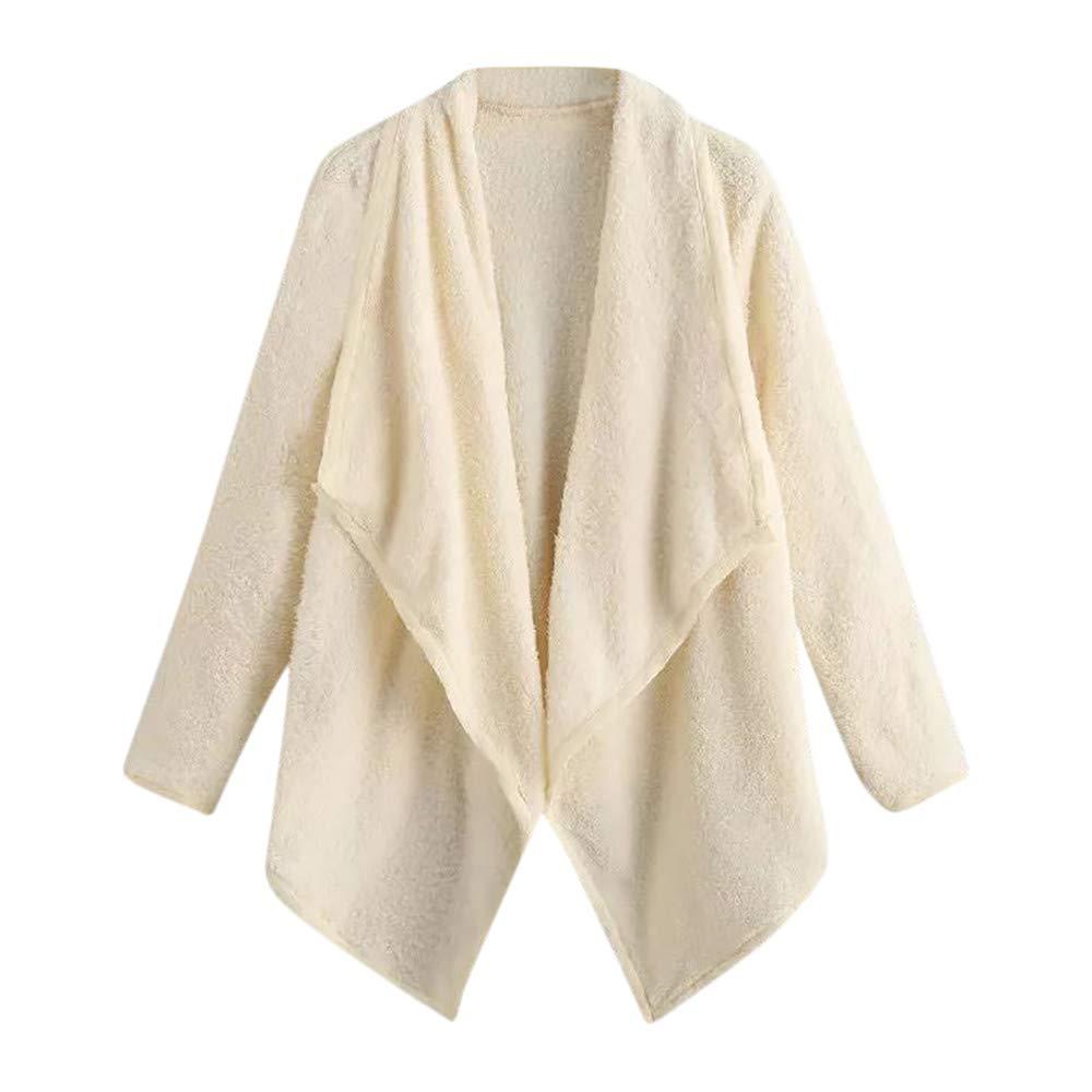 Linlink Mujeres Sudadera Invierno Caliente de Lana de algodón Chaqueta de Abrigo: Amazon.es: Ropa y accesorios