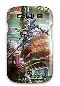 Durable Case For The Galaxy S3- Eco-friendly Retail Packaging(final Fantasy)