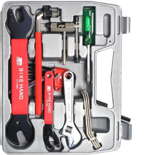 Bikehand Bike Bicycle Repair Tools Tool Kit Set by Bikehand (Image #4)