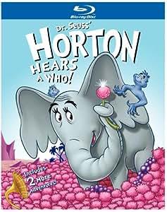 Horton Hears a Who! (BD) [Blu-ray]