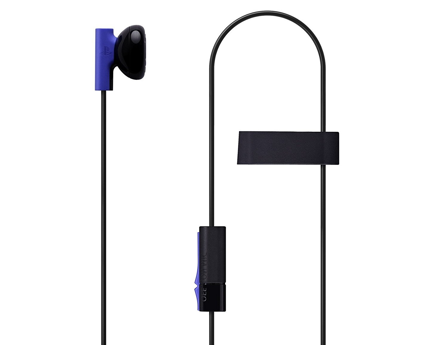 Sony Playstation 4 Ps4 Mono Chat Earbud With Mic Cell Trs Headphone Cable Wiring Diagram Free Image About Phones Accessories