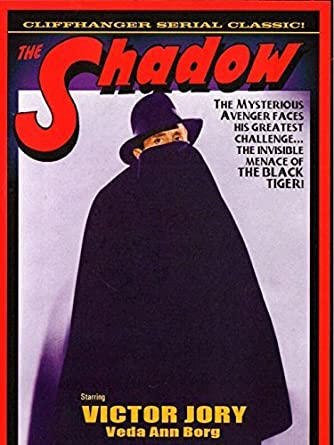 Amazon com: The Shadow-15 Chapter Cliffhanger Serial-1940