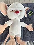 Warner Brothers Animaniacs Pinky and Brain 10 inch Brain Plush
