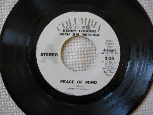 Peace of Mind / House At Pooh Corner (Loggins & Messina House At Pooh Corner)