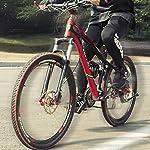 Looxmeer-Lucchetto-a-combinazione-per-bicicletta-ad-alto-livello-di-sicurezza-con-codice-a-5-cifre-per-bicicletta-moto-e-veicoli-elettrici-nero