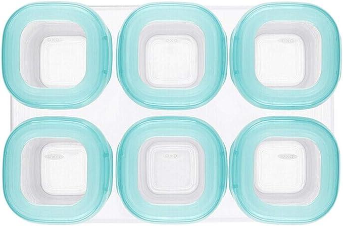 NQ-ChongTian Suministros maternos e infantiles alimentos congelados caja de almacenamiento bocadillos para bebés alimentos complementos para bebés caja refrigerada sello calefacción hogar cubo de hiel: Amazon.es: Hogar