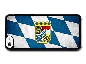 Bavarian Flag Germany Bavaria Flagge Bayern case for iPhone 5C A2091