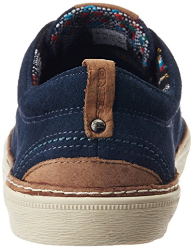 O'Neill Mens Fakey Brushed Suede Casual Sneakers / Trainers Navy