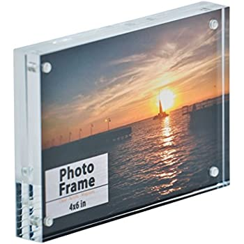 Amazon.com - Acrylic Block Picture Frame 5\