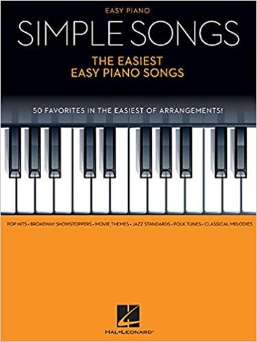 =EXCLUSIVE= Simple Songs - The Easiest Easy Piano Songs. Tokyo Quimicos there Consulta Shows