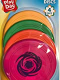 Play Day 4pack Flying Discs