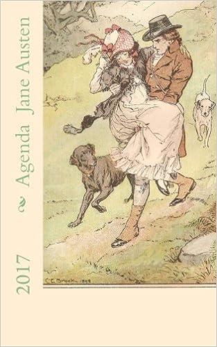 Agenda Jane Austen 2017: Amazon.es: Nuria de la Nuez: Libros