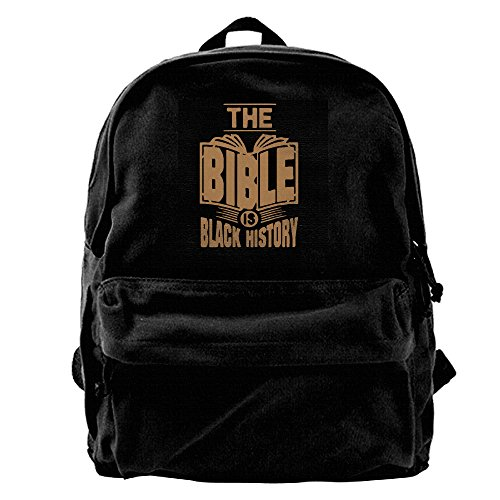 the-bible-is-black-history-boys-and-girls-large-vintage-canvas-backpack-school-laptop-bag-hiking-tra