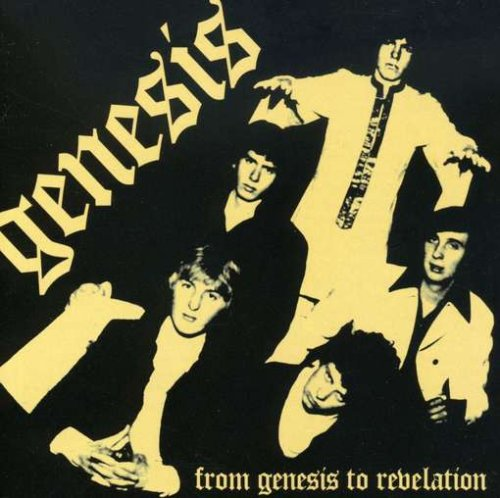 CD : Genesis - From Genesis to Revelation (CD)
