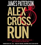 Alex Cross, Run by Patterson, James (2013) Audio CD