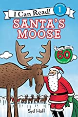 Santa's Moose (I Can Read Level 1) Paperback