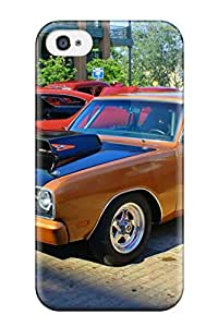 Ultra Slim Fit Hard ZippyDoritEduard Case Cover Specially Made For Iphone 4/4s- Dodge Dart Cars