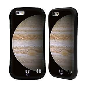 Head Case Designs Jupiter Outerspace Hybrid Case for Apple iPhone 5 / 5s / SE