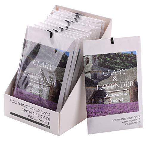 Rose Cottage 12 Packs Lavender Scented Sachets Bags for sale  Delivered anywhere in Canada