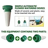 AKEfit Vacation Plant Waterer, Ceramic Self