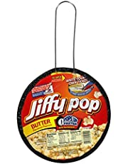 Jiffy Pop Butter Flavour Popcorn (Pack of 12)