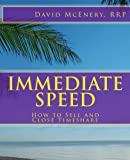 Immediate Speed, David McEnery, 1460914953