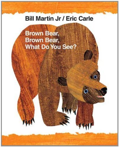Smiley Cookies Halloween (Brown Bear, Brown Bear, What Do You See? (Brown Bear and Friends) by Bill Martin Jr)