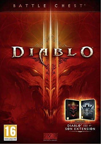 Diablo III : Battle Chest [Importación francesa]: Amazon.es ...
