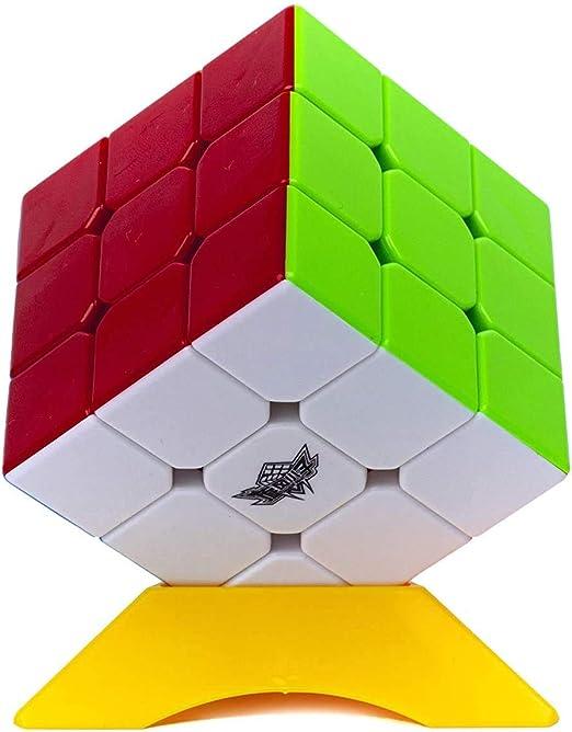 Cubo Mágico Profissional Cyclone Boys 3x3x3 + brindes
