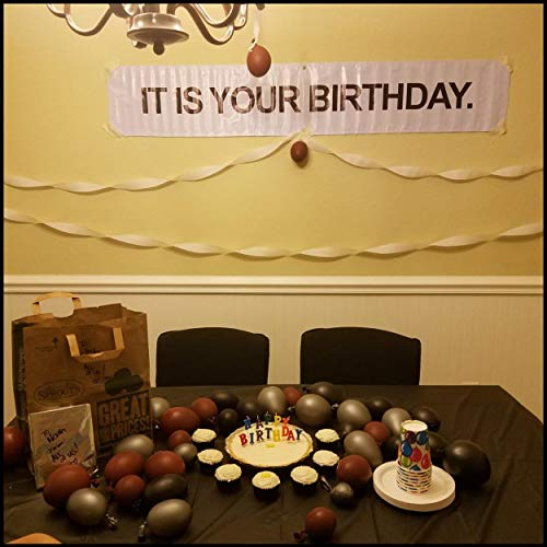 UrbanRed The Office Birthday Decorations Kit It Is Your Banner Party Supplies