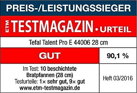 Tefal Talent Pro Aluminium Saucepan black Aluminium 21 cm Black