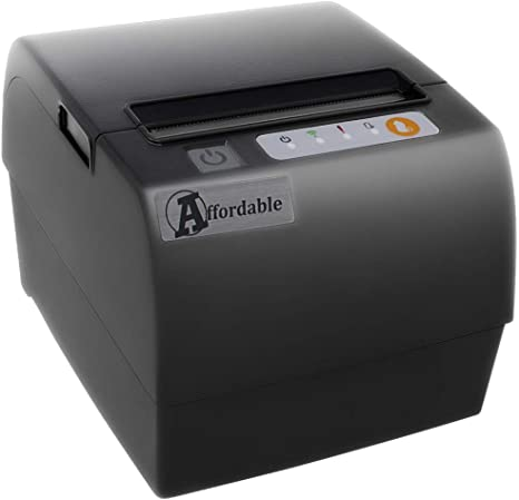 Amazon.com: Thermal Receipt Printer by Affordable - POS USB ...