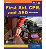 First Aid, CPR, and AED, American Academy of Orthopaedic Surgeons (AAOS) and Thygerson, Alton L., 1449609465