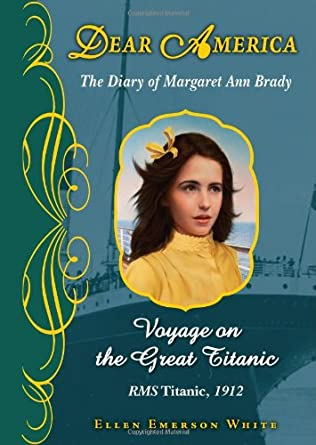 book cover of Voyage On the Great Titanic