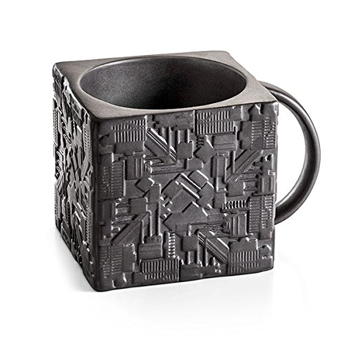 Star Trek Borg Cube Ceramic 12oz. Mug
