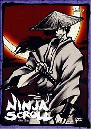 Ninja Scroll - Die Serie Vol. 02 Episoden 05-07 Alemania DVD ...