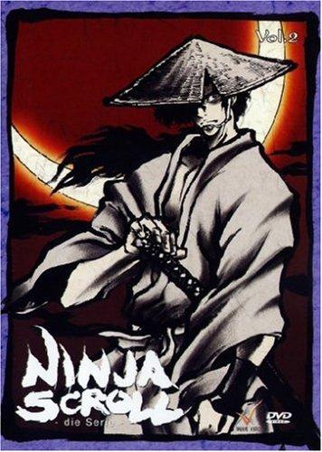 Ninja Scroll - Die Serie Vol. 02 Episoden 05-07 Alemania DVD ...
