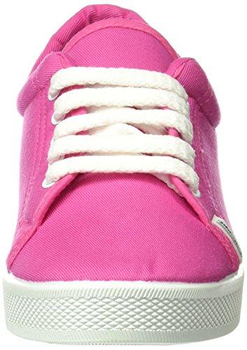 Femme Fuchsia Fuchsia 2135183 Rose Canvas Beppi de Chaussures Fitness a1wqX