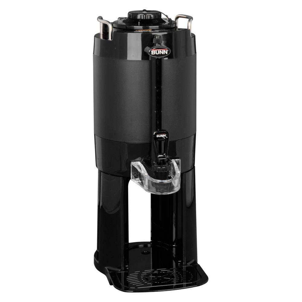 BUNN 44050.0001 ThermoFresh 1.5 Gallon Black Portable Server