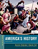 img - for America's History, For the AP* Course 8th edition by Henretta, James A., Hinderaker, Eric, Edwards, Rebecca, Self (2014) Hardcover book / textbook / text book