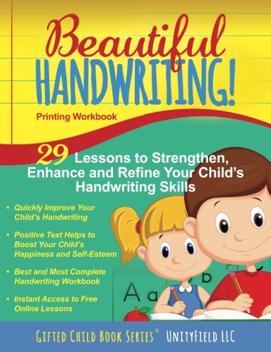 Beautiful Handwriting: Printing Workbook