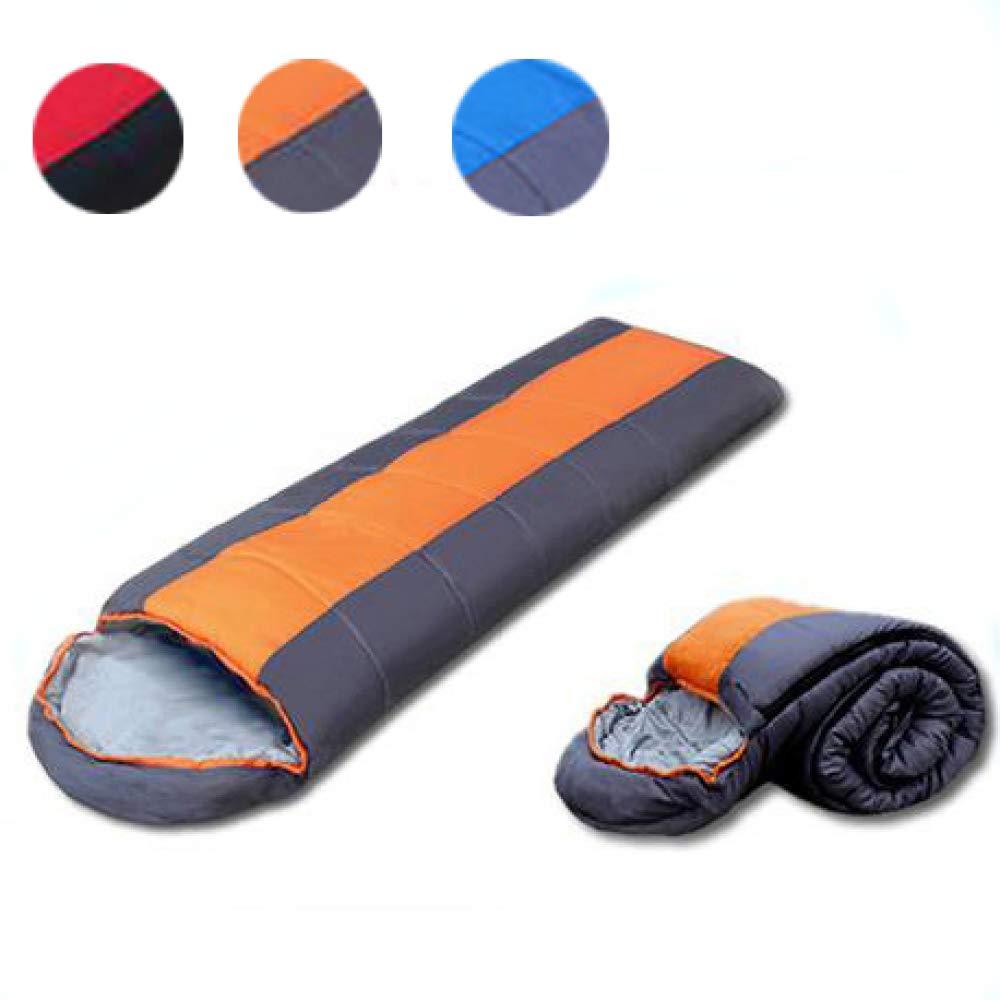 Orange  Drap Sac De Couchage Léger Confortable 210x75cm Doubleure Drap De Couchage pour Voyage Camping Randonnée Auberge Hôtel Maison, Adulte Enfants,bleu