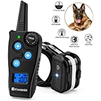 Fittidoll Rechargeable Dog Training Collar with Beep