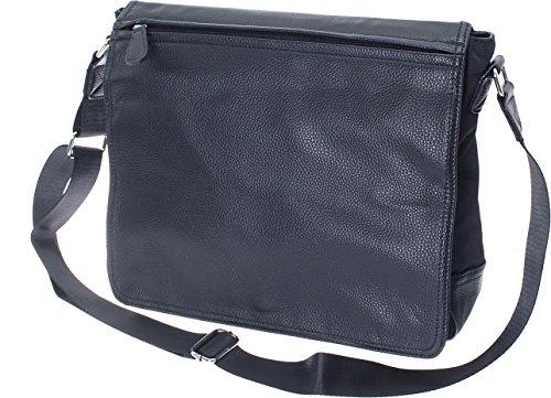 Businestasche Aktentasche Arbeitstasche Schultasche Messenger Bag Herren Tasche Umhängetasche Damen Messenger Bag Schultertasche