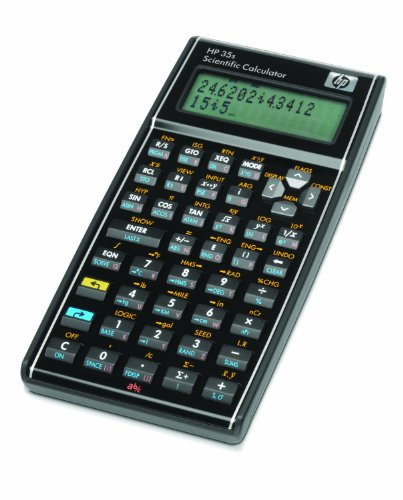 HP 35S - 35S Programmable Scientific Calculator, 14-Digit LCD by HP (Image #1)