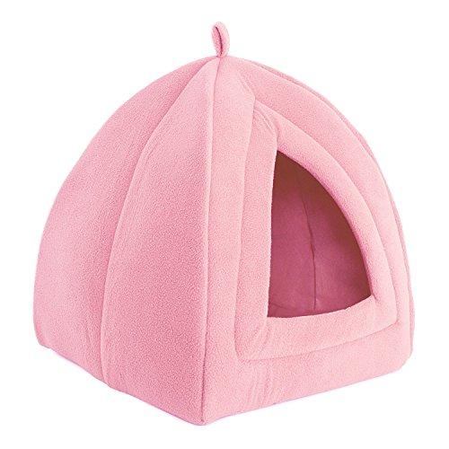 51ru27CCQIL - PAW Cozy Kitty Tent Igloo