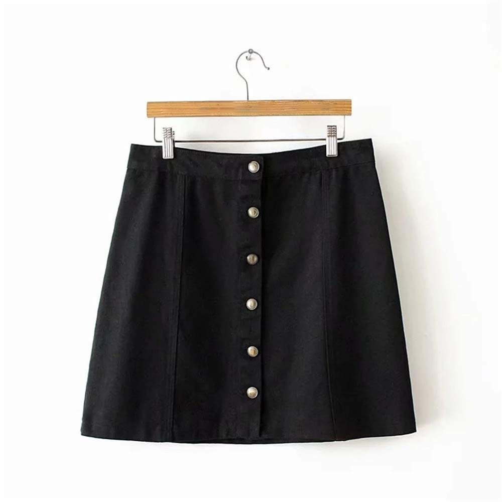 Women's Cotton Short Skirt Fashion Wild,Women High Waist Mini Skirt Summer,XXL
