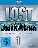 Lost - Staffel 1 [Alemania] [Blu-ray]