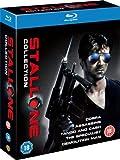 Sylvester Stallone Collection [Reino Unido] [Blu-ray]